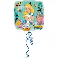 Ballon Alice Disney à Plat (43 cm)