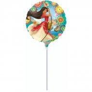 Ballon sur Tige Elena d'Avalor (20 cm)