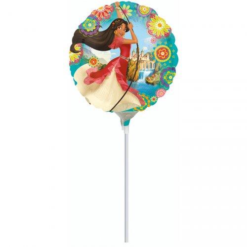 Ballon sur Tige Elena d Avalor (20 cm)