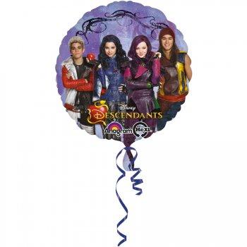 Ballon à Plat Descendants (43 cm)