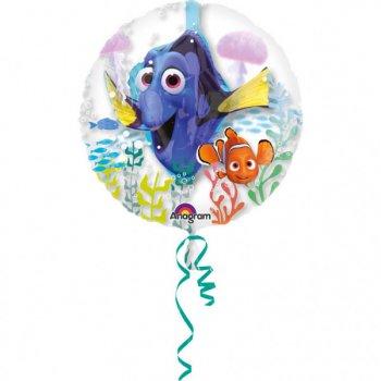 Double Ballon Dory Hélium (60 cm)