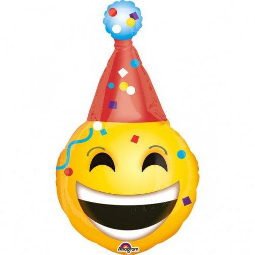 Ballon Géant Emoji Party (99 cm)
