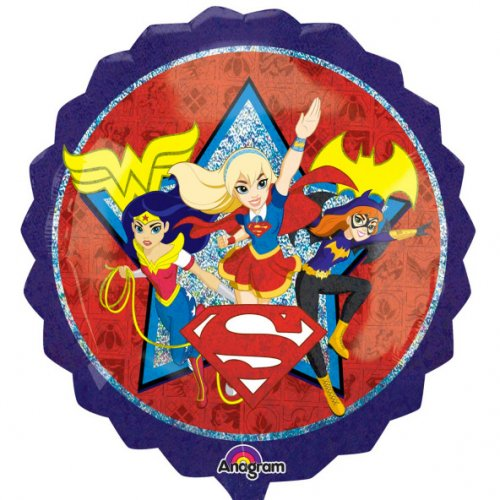 Ballon Géant DC Super Hero Girls (71 cm)