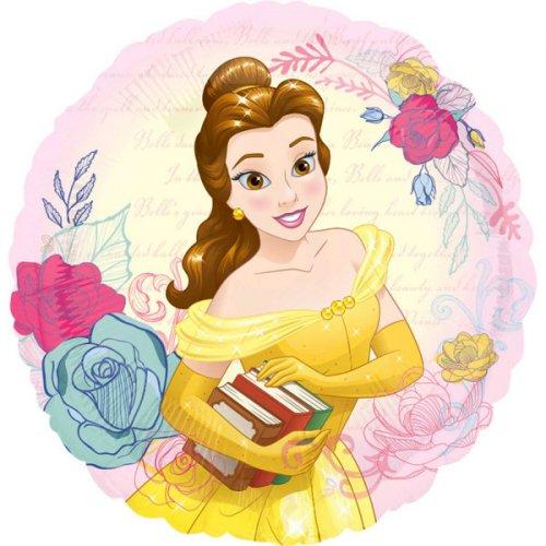 Ballon à Plat Princesse Disney Belle