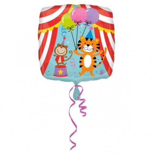 Ballon Hélium Circus Friends