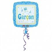 Ballon Gonflé à l'Hélium C'est un Garçon