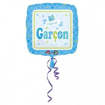 Ballon Hélium C est un Garçon