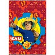 8 Pochettes Cadeaux Sam le Pompier Fireman