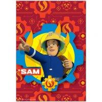Contient : 1 x 8 Pochettes Cadeaux Sam le Pompier Fireman