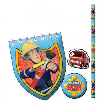 5 Sets Papeterie Sam le Pompier
