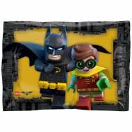 Ballon Gonflé à l'Hélium Lego Batman