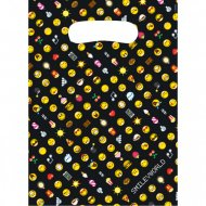 8 Pochettes Cadeaux Emoji Black