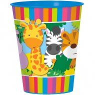 Grand Gobelet Amis de la Jungle (47 cl) - Plastique
