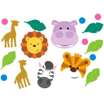 Confettis Amis de la Jungle (14 g)
