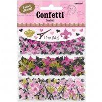 Contient : 1 x Confettis Paris Rétro (34 g)