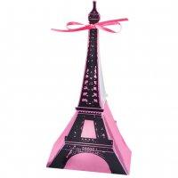 Contient : 1 x 12 Boites Cadeaux Paris Eiffel