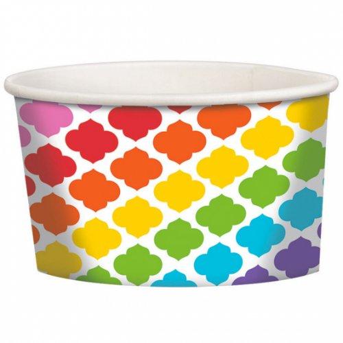 12 Pots Nuages Rainbow