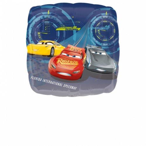 Ballon à Plat Cars Lightning