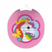 Lanterne Licorne Rainbow - Boule