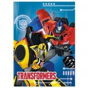 8  Pochettes cadeaux Transformers RID