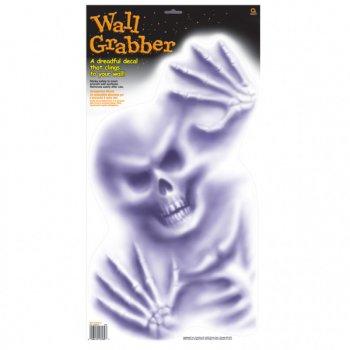 Décor de Fenêtre Squelette (53 cm)