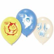 6 Petits Ballons Yo Kai Watch