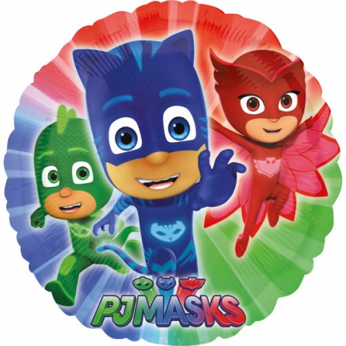 Ballon Hélium Pyjamasques