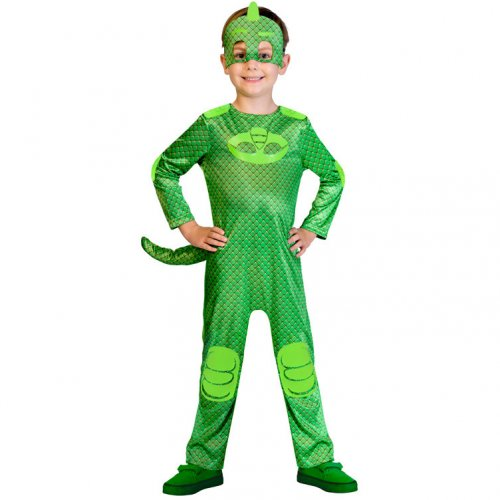 Déguisement Gluglu Pyjamasque Vert