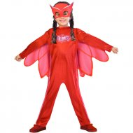 Déguisement Bibou Pyjamasque Rouge