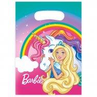 8 Pochettes Barbie Licorne
