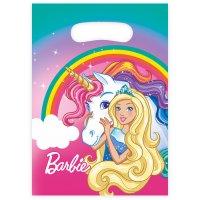 Contient : 1 x 8 Pochettes Barbie Licorne