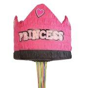 Pull Pinata Couronne de Princesse Glamour (28 cm)