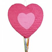 Pull Pinata Coeur Rosy (50 cm)