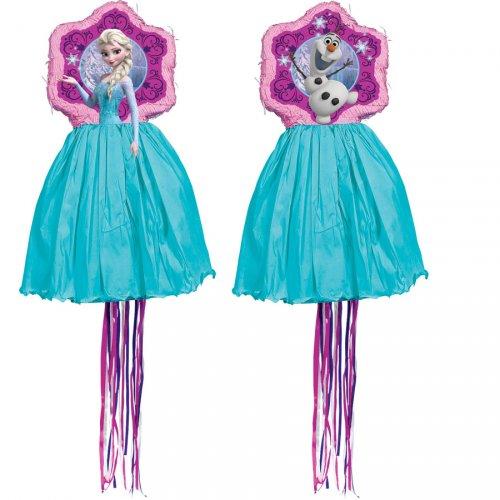 1 Pull Pinata Reine des Neiges Elsa/Olaf