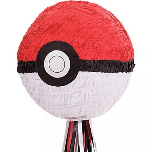 Pull Pinata Pokemon Ball