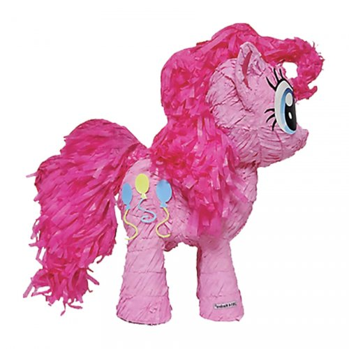 Pull Pinata Pinkie Pie - My Little Pony