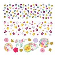 Contient : 1 x Confettis Licorne Magique