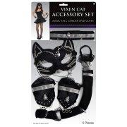 Kit Chat Noir Gothique