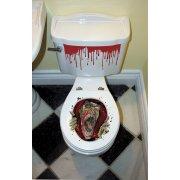 Décoration Cuvette WC Halloween
