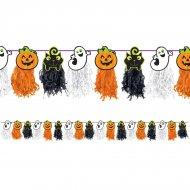 Guirlande Halloween Team (2,43 m)