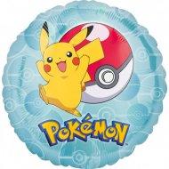 Ballon Gonflé à l'Hélium Pokémon Sky