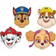 8 Masques Pat Patrouille Friends