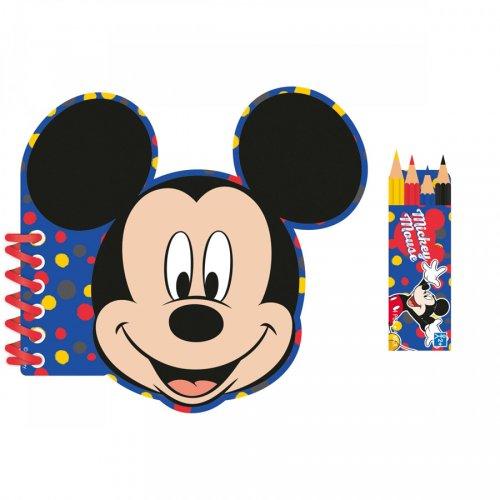 4 Mini Sets d Activités Mickey
