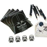Set Cadeaux Papeterie Star Wars (16 pièces)
