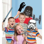 Set 10 Photo Booth Star Wars