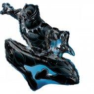 Ballon Géant Black Panther (81 cm)