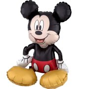 Ballon Mickey assis Maxi (45 cm) - Air