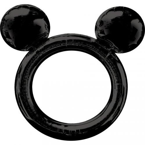 Ballon Cadre Photo Mickey (68 cm) - Air