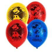 6 Ballons Mickey Mouse Classics