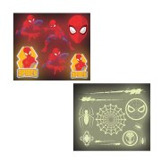 128 Stickers Spiderman Classic/Phosphorescent